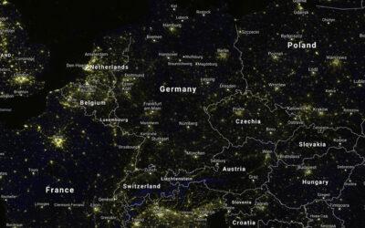 Die dunkelsten Orte für Sternenfotografie